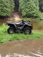 2009 can am outlander