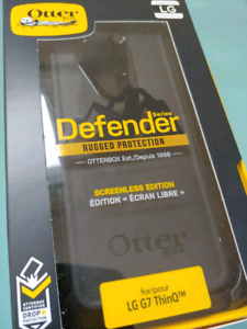 2 new otterboxes for sale for an Lg G7