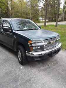 2006 Chevrolet Colorado Pickup Truck