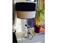 Pair of tall table lamps *make me an offer*
