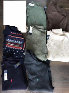 BRAND NEW Polo Ralph Lauren Sweaters Medium