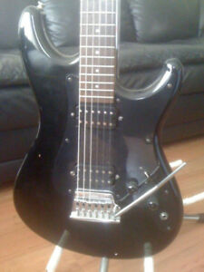 Ibanez roadstar series III guitar with whammy bar and gigbag