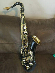Selmer Paris Series ll Super Actoion 80 Tenor Black Laquer