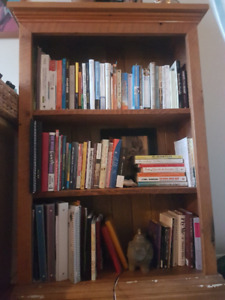 Two (2) Bookcases / Bookshelves from Renovators Resource