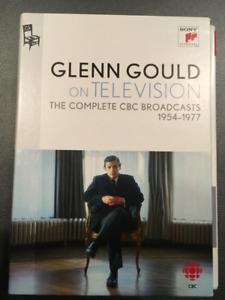 Glen Gould DVDs
