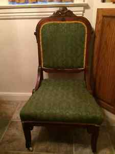 $55 each antique chair Windsor Region Ontario image 1