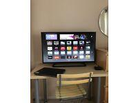 "panasonic smart tv 39"" tx-39As500b"