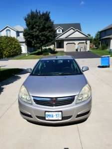 2007 Saturn Aura (Winters / Automatic Start included)