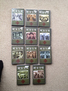 Complete Set M*A*S*H TV series DVD's