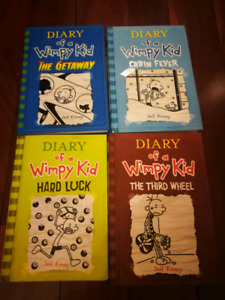 Excellent condition Diary of a Wimpy Kid