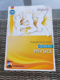 Higher physics Study guide