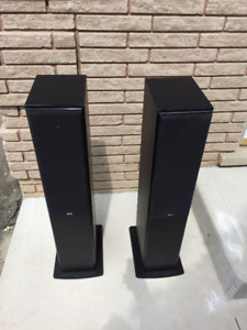 KEF C-5 TOWER SPEAKERS