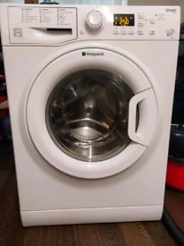 Hotpoint 7kg smart tech washing machine