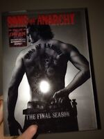 Season 5 and 7 Sons of Anarchy