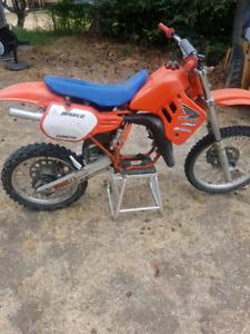 1984 Honda CR 125