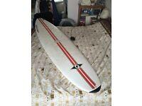 Mini Malibu BiC sport surfboard 7'3''