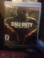 BLACK OPS- PS3
