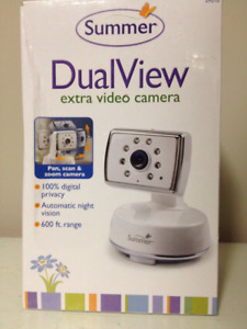Baby Monitor (Extra) Video Camera