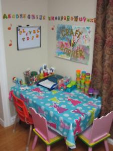 Sam's Little Ones Home Daycare Babysitting Pickering