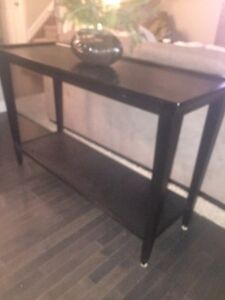 Sofa Table from Finesse Home Furnishings Strathcona County Edmonton Area image 2