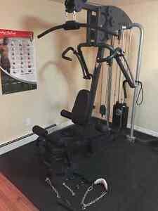 Iso-flex Home Gym Body-Solid G4I