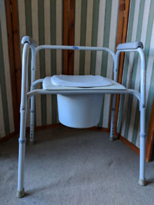 Portable Toilet/Commode ($50)