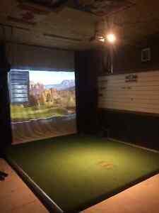 Golf Simulator Package