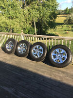 MINT GMC Take-off Rims And Tires