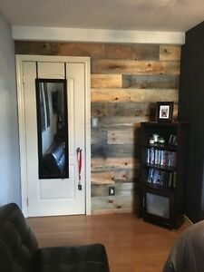 Antique Wall Board- Barn Board