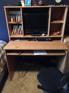 Kids bedroom computer desk