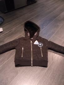Baby boy jacket bundle 3-6 months. 6 jackets