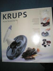 ► ► Krups ShoeShine Kit ◄ ◄