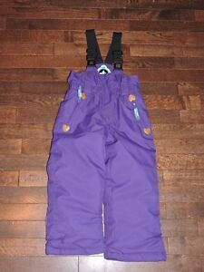Size 4 Etirel snowpants