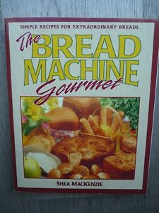 Bread Machine Cookbook Sarnia Sarnia Area image 1