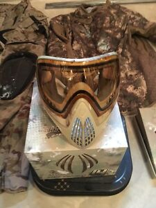 Paintball - Brande New Invision Mask