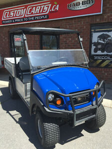 REDUCED 2016 CLUB CAR Carryall 550 48V ELECTRIC - UTILITY CART Kingston Kingston Area image 2