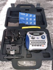 Brother P Touch 1250 Label Printer