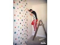 FREE QUOTE: painter and decorator.