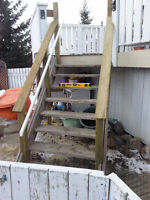 REMODELING AND FIXES ALL WORKER BILL. 403-598-7232.