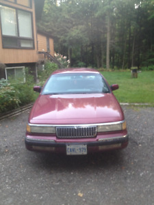 1993 Mercury Grand Marquis Sedan