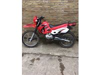 BASHAN 125cc OFF ROAD ONLY