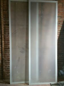 glass slider doors
