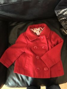 12-18 month girl jackets