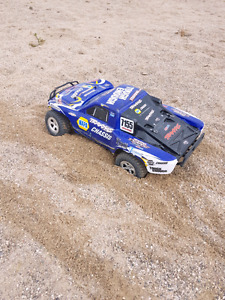 2wd Traxxas slash limited NAPA addition trade for 1/10 drift car