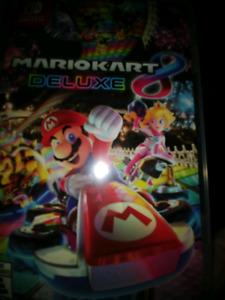 Mario Kart 8 Deluxe Nintendo Switch New sealed
