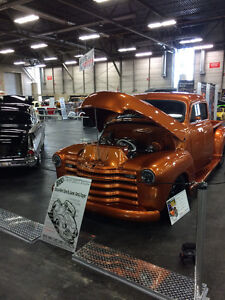 Swap or trade 1950 custom Chevy 3100 5 window show truck