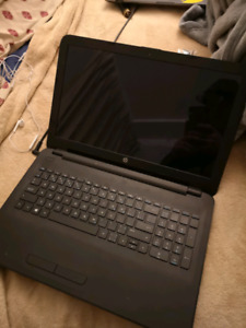 Like New Hp touch laptop