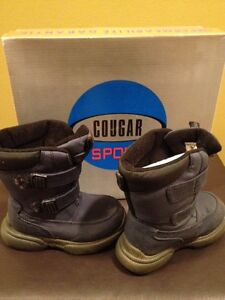 COUGAR Sport winter boots size 8 kids