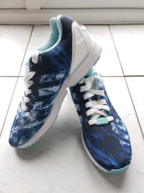 a4d124a43 Limited Edition Rare Adidas Waterproof Ocean Print Trainers