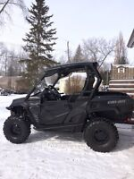 2013 Can Am Commander X 1000